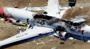The Odds of a Cluster in Airplane Accidents